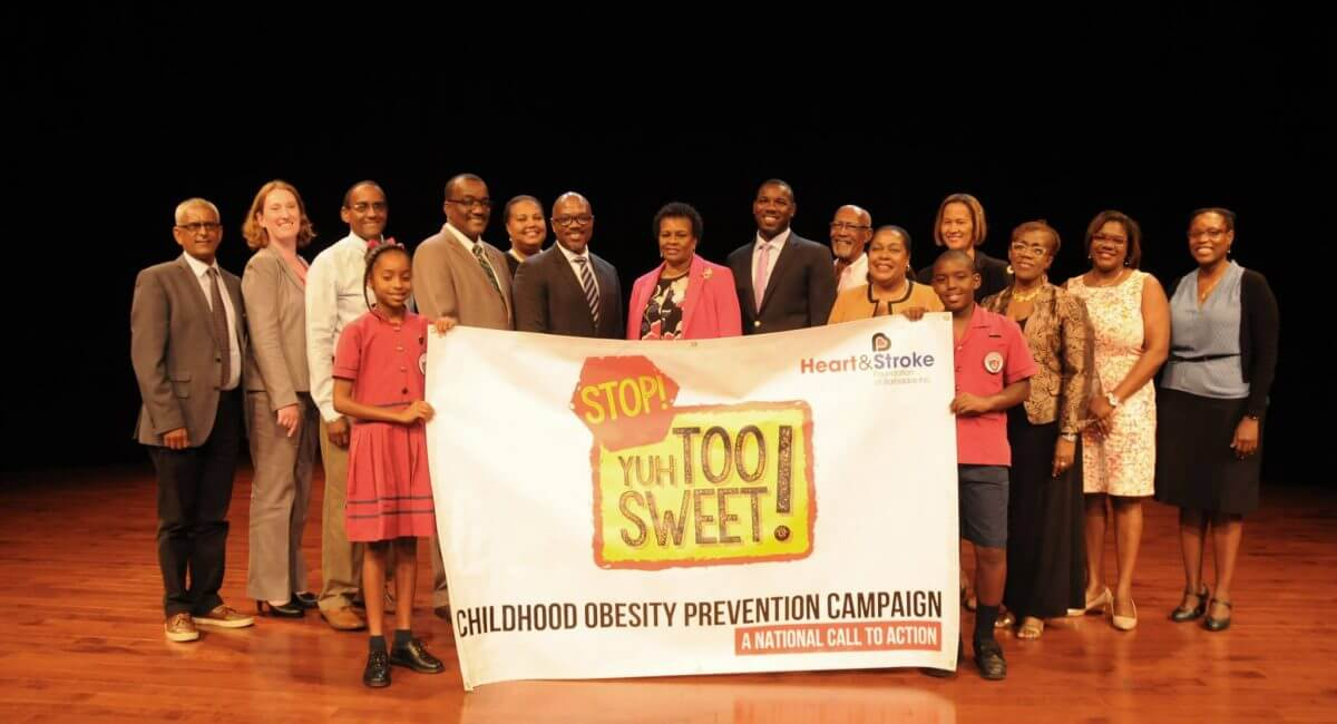 Stop Yuh Too Sweet - Campaign Launch