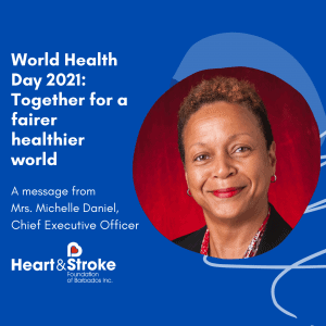 World Health Day 2021: Together for a fairer, healthier world!