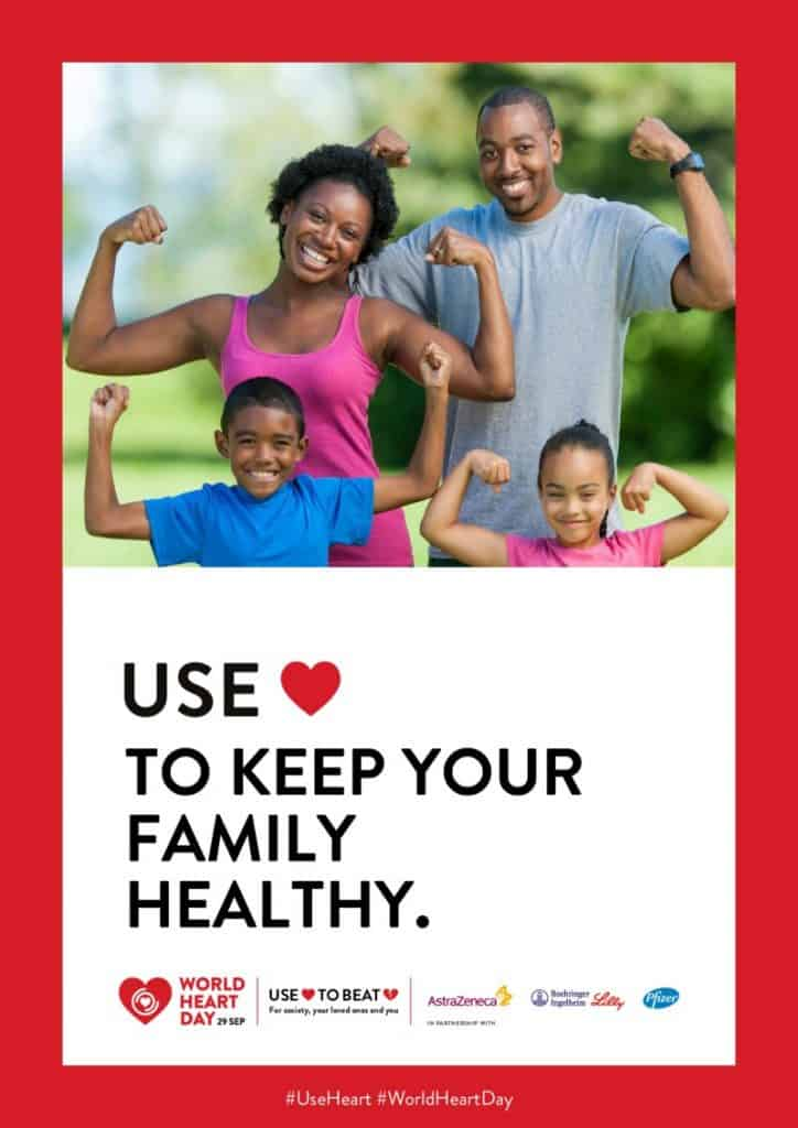 Use ❤️ to Keep Your Family Healthy!