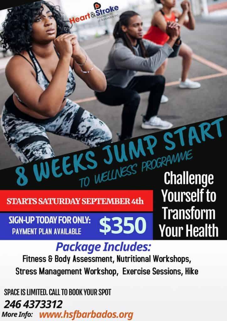Jump Start To Wellness Programme